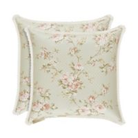 Piper & Wright Lena 20-Inch Square Throw Pillow in Sage
