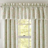 Piper & Wright Lena Rod Pocket Window Valance in Sage