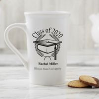 Graduation Cap Personalized Mug