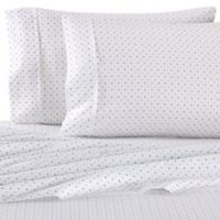 Home Collection Lily Queen Sheet Set in Navy