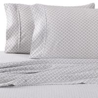 Home Collection Polaris Full Sheet Set in Grey