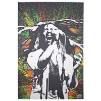 Bob Marley 1.5-Inch x 36-Inch Wrapped Canvas