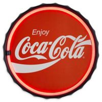 Coca Cola Led Neon Rope Sign 1.5-Inch x 12.5-Inch Wall Art in Red