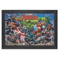 Avengers 1-Inch x 13-Inch Framed Print