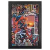 Marvel® Spider-Man 13-Inch x 19-Inch Framed Wall Art
