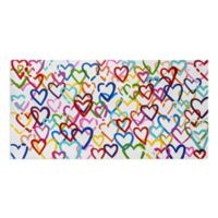 Full of Heart 30-Inch x 60-Inch Canvas Wall Art
