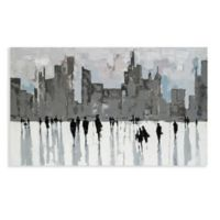 Wandering 36-Inch x 60-Inch Canvas Wall Art
