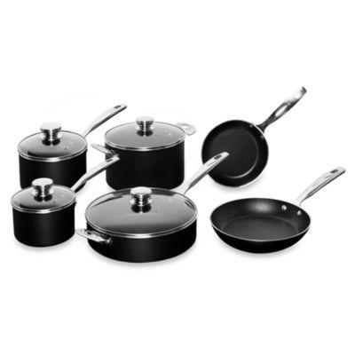 Buy Ballarini Pisa Nonstick 10 Piece Cookware Set From Bed
