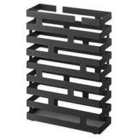 Yamazaki® Brick Rectangular Umbrella Stand in Black
