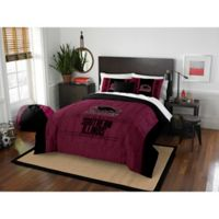 University of Southern Illinois Modern Take Full/Queen Comforter Set