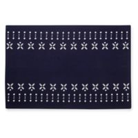 kate spade new york Willow Court Placemat in Navy