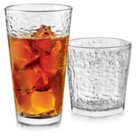 Libbey® Glass Frost Glasses in Clear (Set of 16)