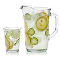 Libbey® Glass Cosmos 5-Piece Drinkware Set in Clear