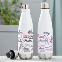 All Mine! Personalized Insulated Water Bottle