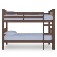 Heartland® HomeGrown™ 400-Thread-Count Solid Sateen Bunk Bed Sheet Set in Sky Blue