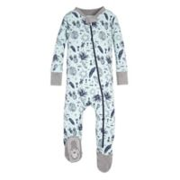 Burt's Bees Baby® Size 24M Tropical Season Sleeper in Green