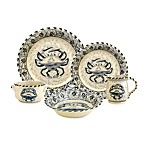 Blue Crab Bay Co.® Stoneware Dinnerware