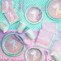 Creative Converting™ 81-Piece Mermaid Birthday Party Supplies Kit