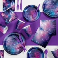 Creative Converting™ 81-Piece Galaxy Party Birthday Party Supplies Kit