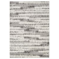 """Novelle Home Static 5'3"""" X 7'7"""" Area Rug in Grey"""