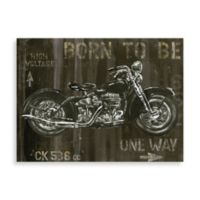 Born To Be Wall Art