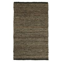Fab Habitat Sequoia 3' x 5' Hand-Woven Area Rug in Natural