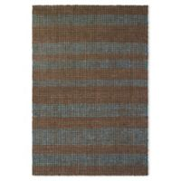 Fab Habitat™ Gunnison 4' X 6' Woven Area Rug in Brown