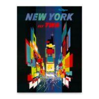 Fly New York Wall Art