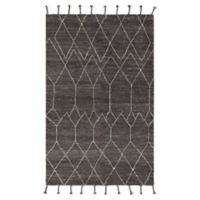 Couristan® Lima Machu Pichu 5'6 x 8'6 Area Rug in Brown/Ivory