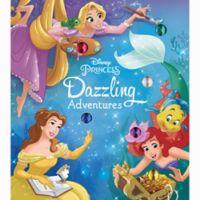 """Disney® Princesses Dazzling Adventures"" Book"
