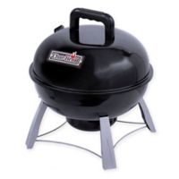 Char-Broil® Chronicle™ 14.2-Inch Portable Kettle Charcoal Grill in Black