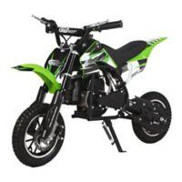 MotoTec 49cc GB Gas-Powered Dirt Bike in Green