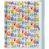"Creative Bath™ ""Arf"" Shower Curtain in Bright"
