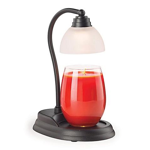 Aurora Candle Warmer Lamp Combo Black Bed Bath Amp Beyond