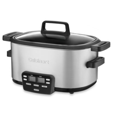Buy 6 Quart Slow Cooker from Bed Bath amp; Beyond