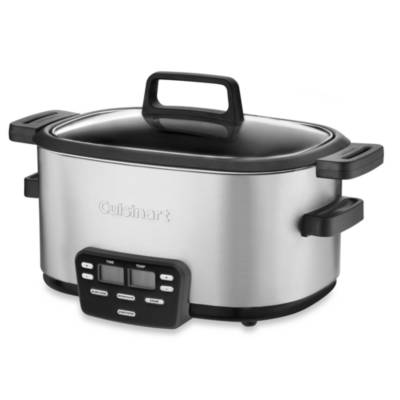 Cuisinart Slow Cooker Bed Bath And Beyond