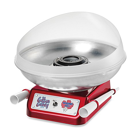 waring pro® cotton candy maker - bed bath & beyond