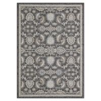 Bee & Willow™ Home Yates 6' x 9' Tufted Area Rug in Grey/Neutral