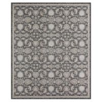 Bee & Willow™ Home Yates 8' x 10' Tufted Area Rug in Grey/Neutral