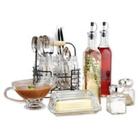 Home Essentials & Beyond 12-Piece Clear Hostess Set