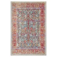 Safavieh Provance Misty 4' x 6' Area Rug in Red