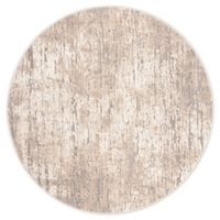 Safavieh Spirit Reese 6'7 Round Power-Loomed Area Rug in Taupe