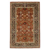 ECARPETGALLERY Serapi Heritage 4'11 x 8' Hand-Knotted Area Rug in Dark Copper