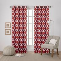 Durango Grommet Top Room Darkening Window Curtain Panel Pair