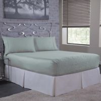 Bed Tite™ 1500-Thread-Count Queen Sheet Set in Blue