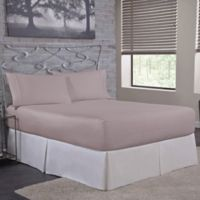 Bed Tite™ 1500-Thread-Count King Sheet Set in Silver