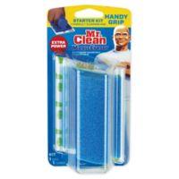 Mr. Clean® Magic Eraser Handy Grip Starter Kit in Blue/White