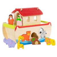 Hey! Play! Noah's Ark 8-Piece Play Set
