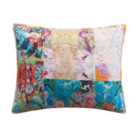 Tracy Porter® Harper Standard Pillow Sham in Magenta