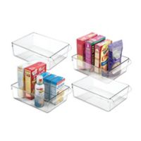 iDesign® Linus Pullz Kitchen Organizers (Set of 4)